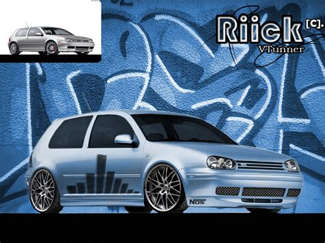 Volkswagen Golf Gti Vt By Rickvtunner On Deviantart