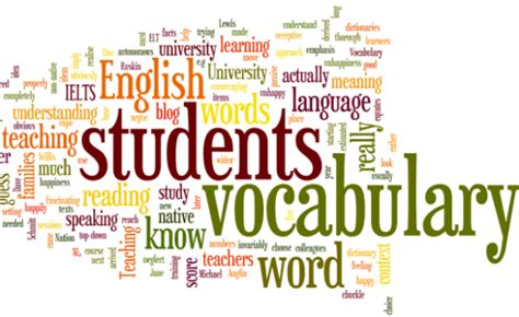 How To Teach Vocabulary In The Efl Classroom  My English Language