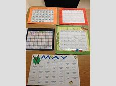 Solving Equations Calendar Project by Coach Bess TpT