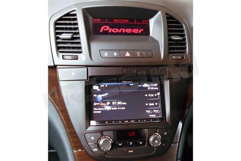 autoradio 2 din comandi al volante pioneer ca hr ois 002ae kit 2din con interfaccia comandi
