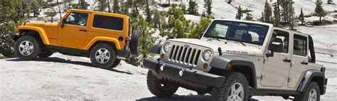jeep lineup 2015 jeep wrangler lineup which wrangler is the one for you
