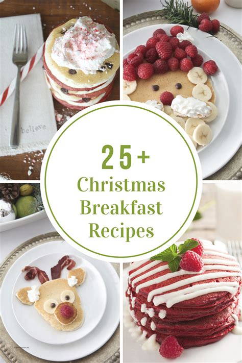 25 christmas breakfast recipes the idea room