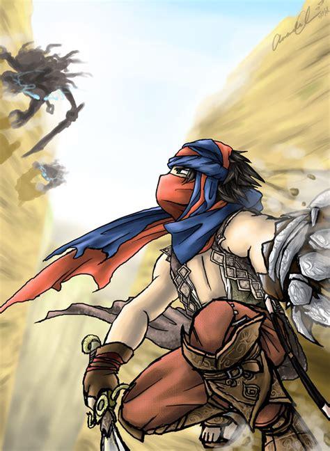 Prince Of Persia 4 By Nanaga On Deviantart