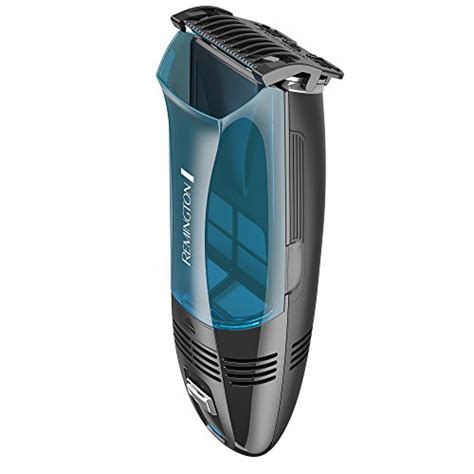 remington hc cordless vacuum haircut kit vacuum trimmer hair