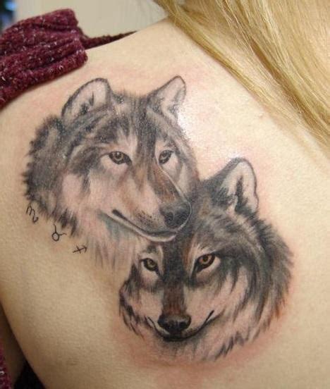 quelle est la signification des tatouages de loups