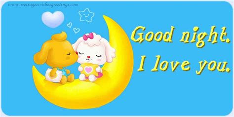 Messages For Good Night  Wish You Good Night & Sweet