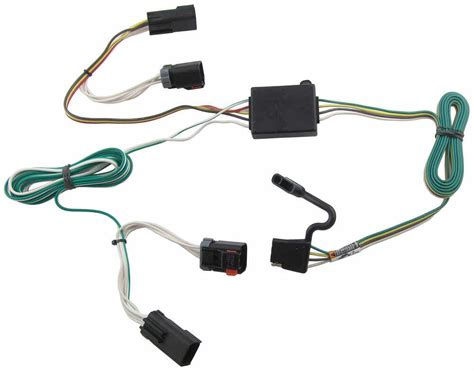 Custom Fit Vehicle Wiring Tow Ready For Durango