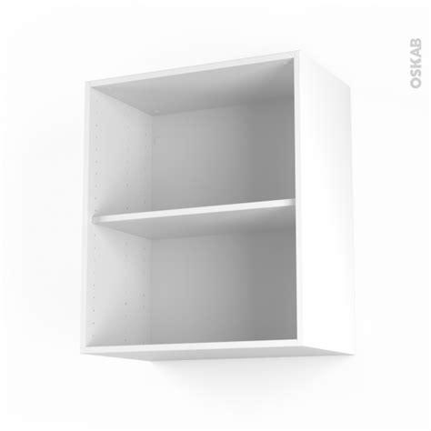 caisson meuble de cuisine caisson haut n 18 meuble de cuisine l60 x h70 x p35 cm