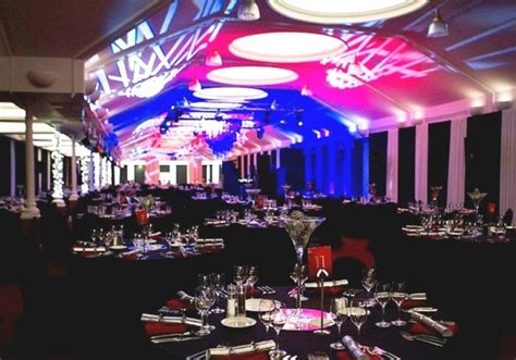 shared christmas party at ascot racecourse berkshire sl5