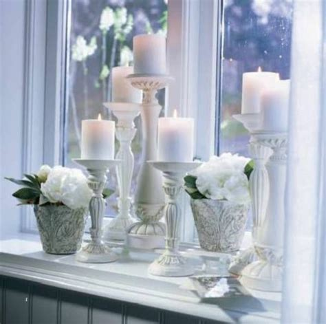 Fensterbank Deko  Stilvolle Deko Ideen Für Die