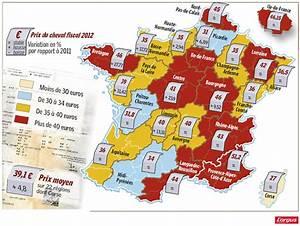 Carte Grise Chevaux Fiscaux : classification du tarif des chevaux fiscaux 2012 pour la carte grise carte grise en ligne ~ Gottalentnigeria.com Avis de Voitures