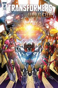 Idw Transformers Solicits For July 2018