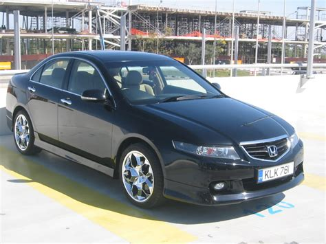 Honda Accord From Cyprus ( Acura Tsx)