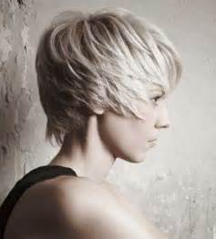 Haircut Pixie Short Layered Hairstyles