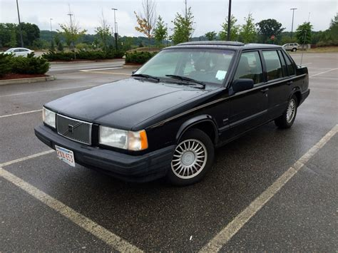 Curbside Classic: 1993 Volvo 940 – Dignified Luxury