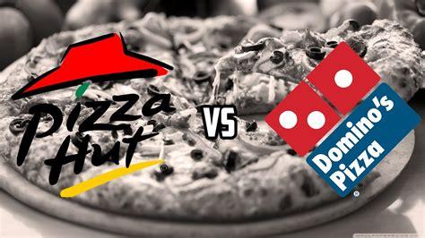 Wacky Wednesday - Pizza Hut vs. Dominos - YouTube