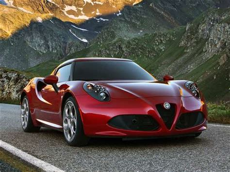 2015 Alfa Romeo 4c Msrp by 2015 Alfa Romeo 4c Models Trims Information And Details