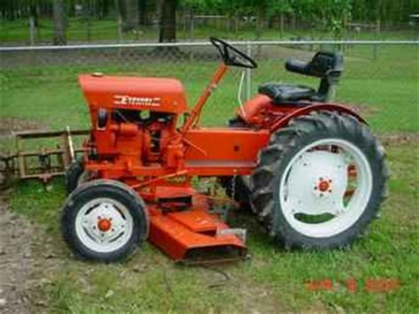 Used Farm Tractors For Sale Power King Economy