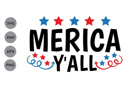 How to make a onesie with your cricut. Merica yall SVG, Fourth of July SVG, Patriotic SVG ...