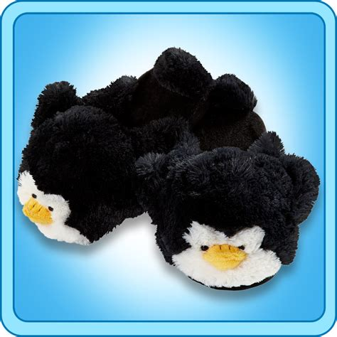 penguin pillow pet pillow pets authentic penguin slippers gift check