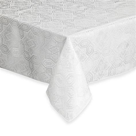 bed bath and beyond tablecloths buy holiday tablecloth from bed bath beyond
