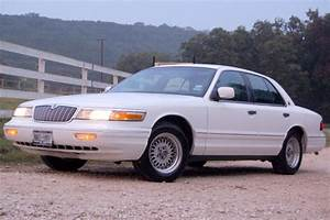 1996 Mercury Grand Marquis - Information And Photos