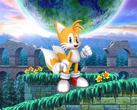 miles tails prower sonic  hedgehog  episode ii gallery desktop background