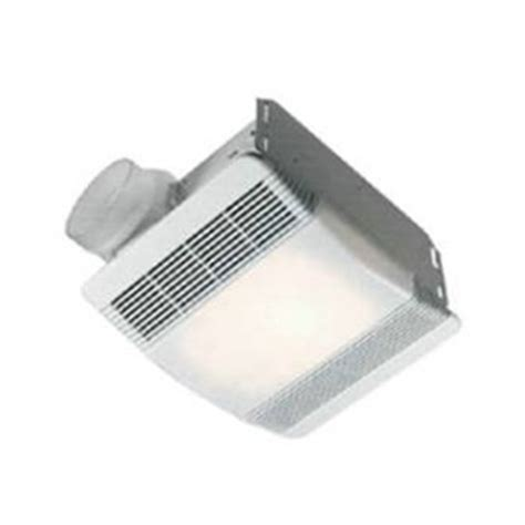 Nutone Ductless Bathroom Fan With Light by Nutone 70 Cfm Bath Fan With Fluorescent Light For 4 Quot Duct
