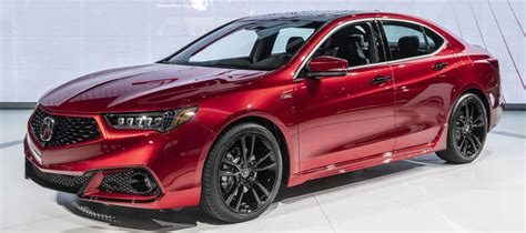 acura tlx pmc edition review specs features