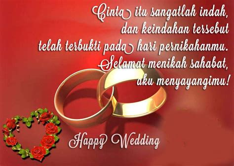 gambar kata kata ucapan pernikahan kata kata bijak islami