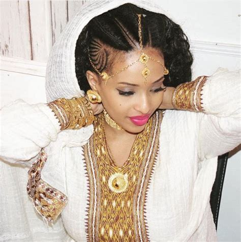 hair clothing styles habeshabeauties on quot eritrean in traditional 5241