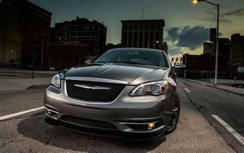 Chrysler 200s 2013 by 2013 5 Chrysler 200 S Special Edition By Carhartt