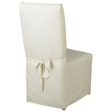 Chair Slip Covers Bed Bath And Beyond by Buy Dining Room Chair Covers From Bed Bath Beyond