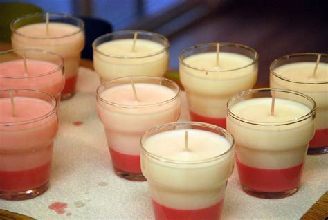 Candles For Home Decor: Homesteading Fun: Homemade Candles!