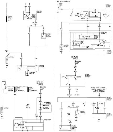 wiring diagram    chevrolet