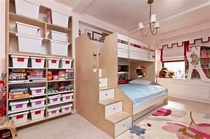 Kinderzimmer Für Zwei Mädchen : 125 einrichtungsideen f r ein sch nes m dchenzimmer ~ Sanjose-hotels-ca.com Haus und Dekorationen