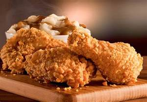 KFC Extra Crispy Fried Chicken