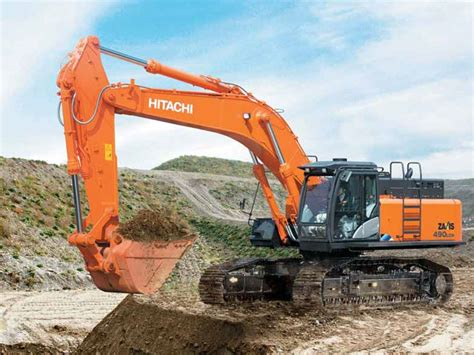 hitachi zxlch  excavators  sale