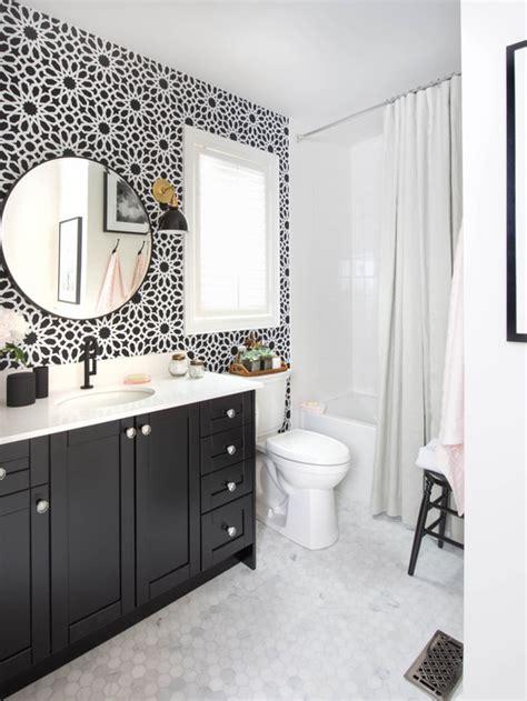 and black bathroom ideas black and white bathrooms ideas peenmedia com