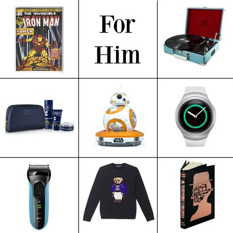 gift ideas for him christmas gift guide the ldn diaries