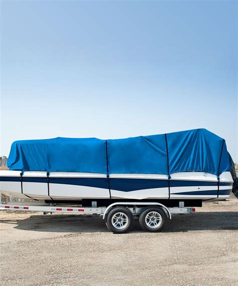 Budge Boat Covers by Budge 600 Denier Pontoon Covers Fits Pontoon