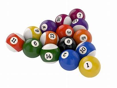 Balls Billiard Transparent