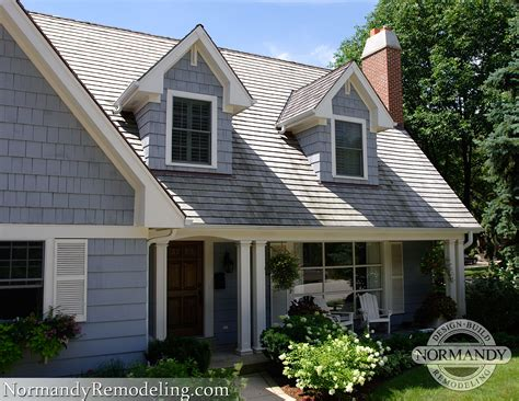 Dormers On Houses  Normandy Remodeling
