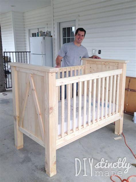 diy crib woodworking diy crib baby furniture baby