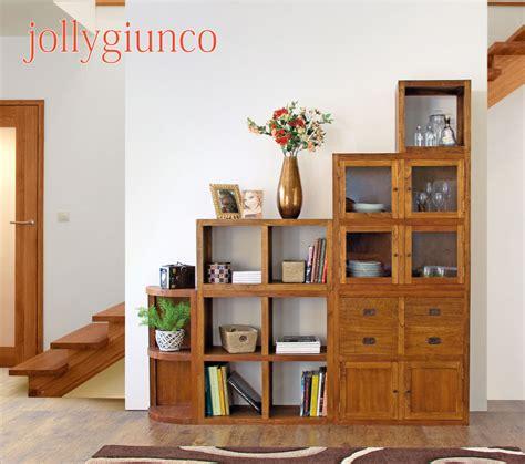 mobili etnici colorati mobili etnici la struttura in legno mindi