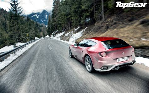 top gear ferrari ff speeding wallpapers top gear ferrari