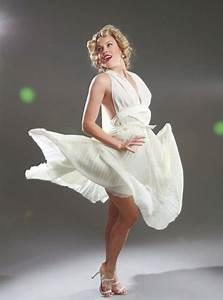 Marilyn Monroe White Halter Dress · Extract from Sew