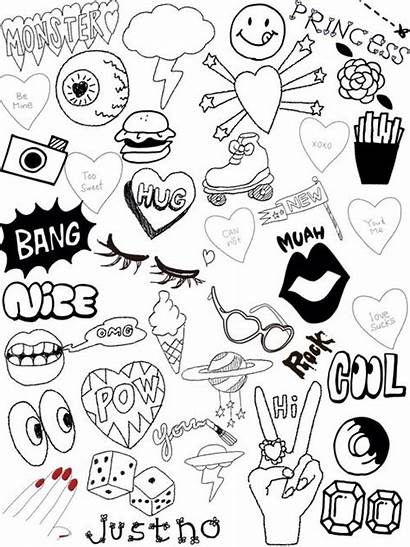 Collage Drawing Sticker Stickers Dream Wallpapers Aesthetic