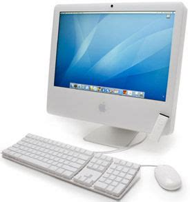 apple imac intel core duo review  pcmag uk