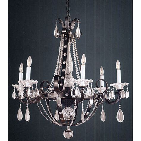 glow lighting hdlmp  crystal medieval castle chandelier